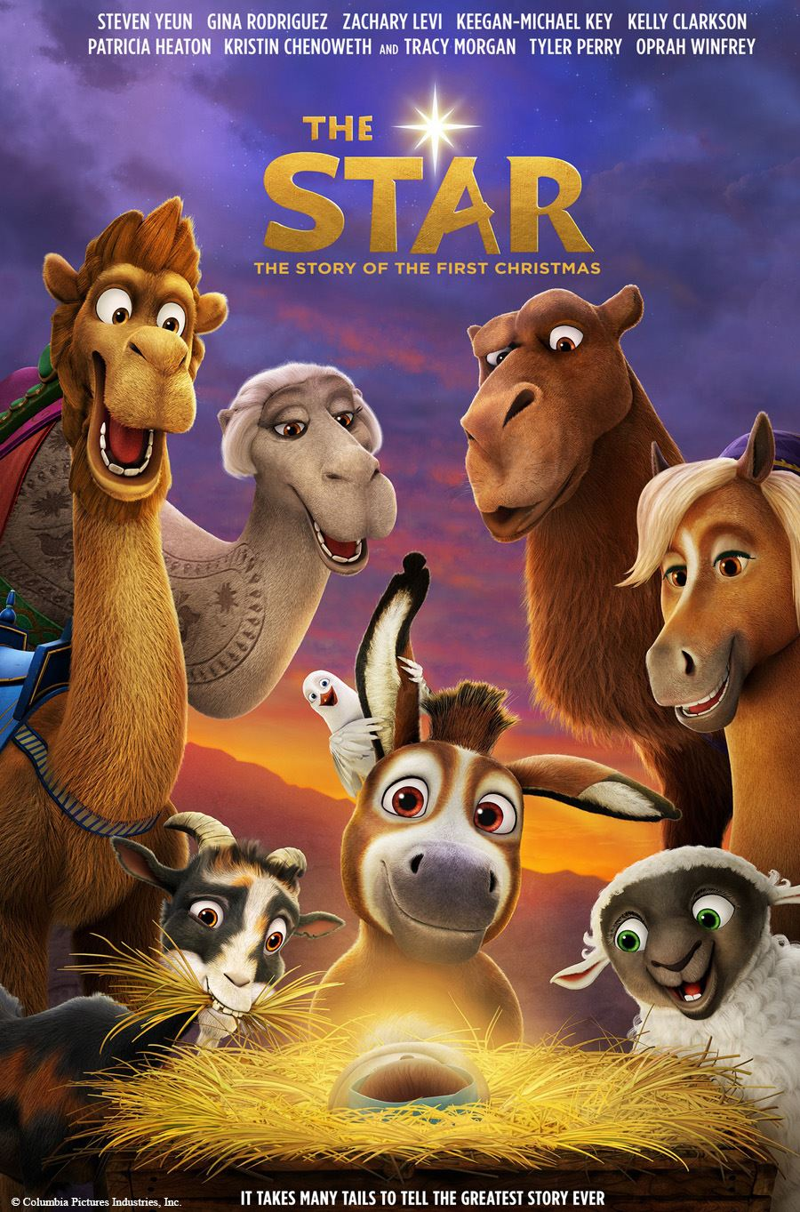 "Image of ""The Star"" movie poster."